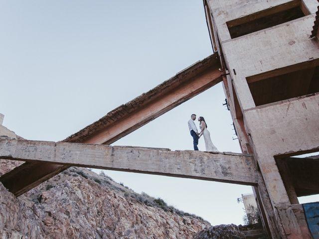 La boda de Jose y Marisa en Viator, Almería 66