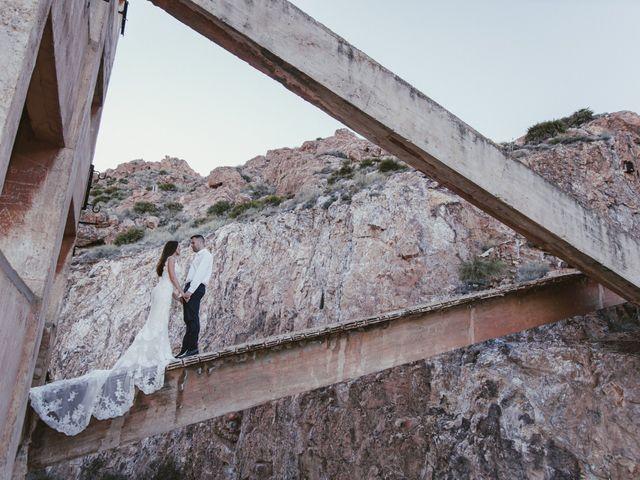 La boda de Jose y Marisa en Viator, Almería 67