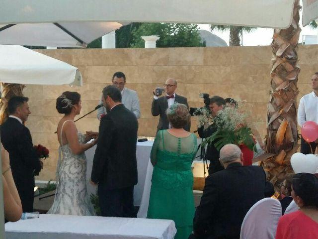 La boda de Eduardo y Estefania en Atarfe, Granada 1