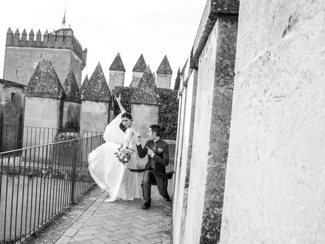 La boda de Daniel y Marina en Córdoba, Córdoba 30