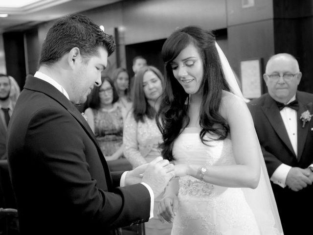 La boda de Lorena y Fernando