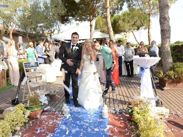 La boda de Emilio y Jessica en Terrassa, Barcelona 14
