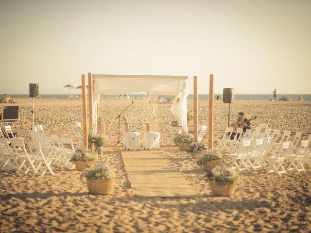 La boda de Elliot y Inma en Zahara De Los Atunes, Cádiz 4