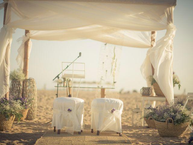 La boda de Elliot y Inma en Zahara De Los Atunes, Cádiz 5