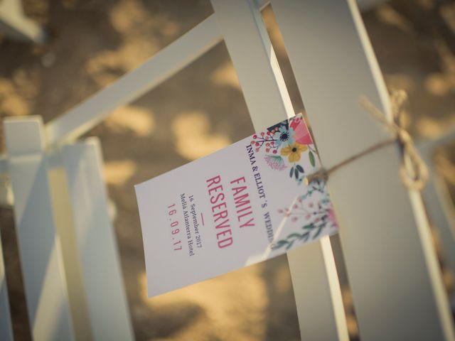 La boda de Elliot y Inma en Zahara De Los Atunes, Cádiz 13