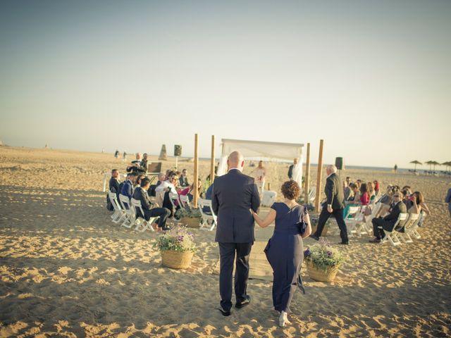 La boda de Elliot y Inma en Zahara De Los Atunes, Cádiz 14