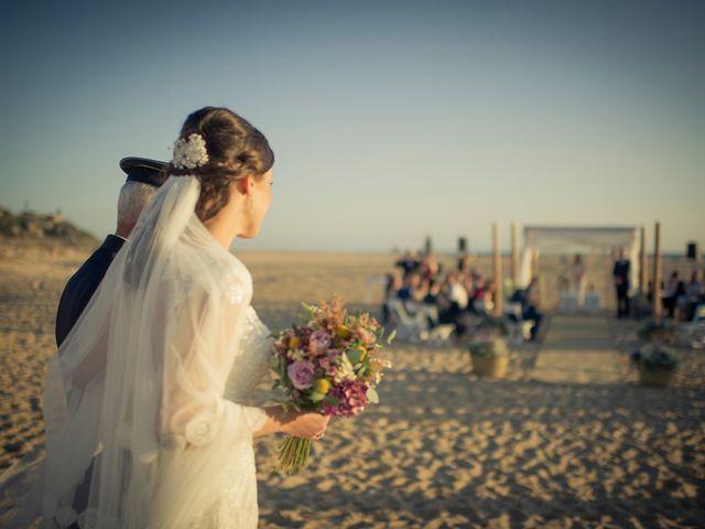 La boda de Elliot y Inma en Zahara De Los Atunes, Cádiz 1