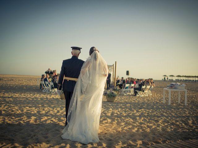 La boda de Elliot y Inma en Zahara De Los Atunes, Cádiz 16