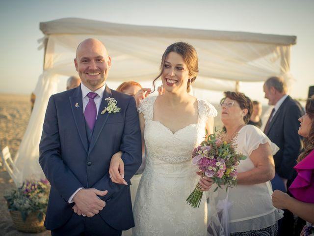 La boda de Elliot y Inma en Zahara De Los Atunes, Cádiz 21