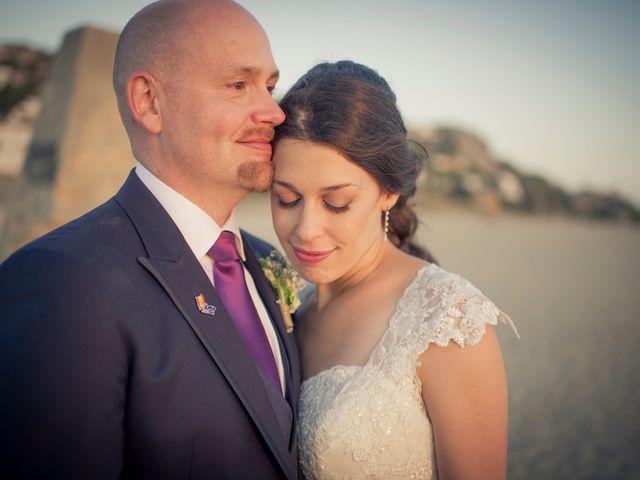 La boda de Inma y Elliot