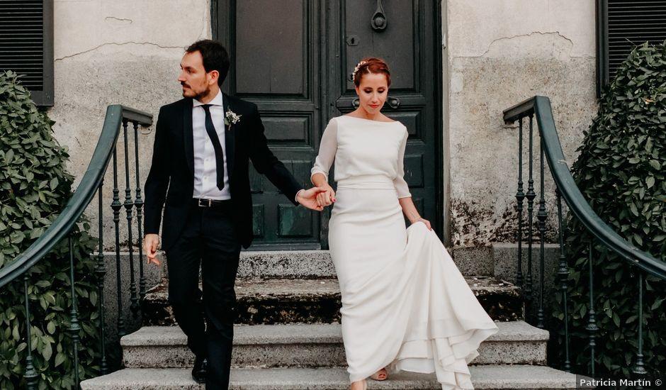 La boda de Jose y Ana en Madrid, Madrid
