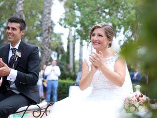 La boda de Rosa y Aitor