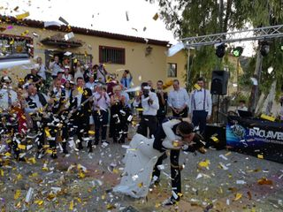 La boda de Vanesa y Paco