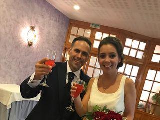 La boda de Alberto y Rocío 1