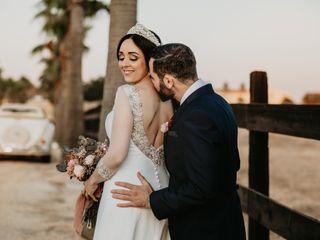La boda de Rosario y Javier