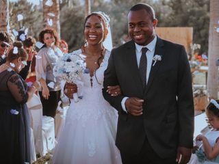 La boda de Milene y Andre