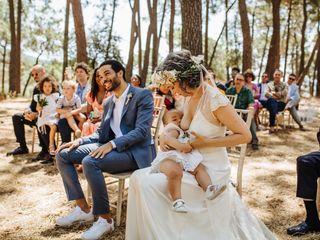 La boda de Mayra  y Edu