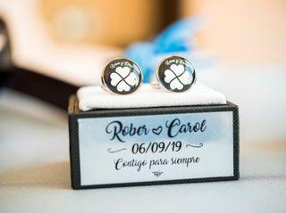 La boda de Carol y Roberto 1