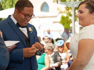 La boda de Miriam y Lucas