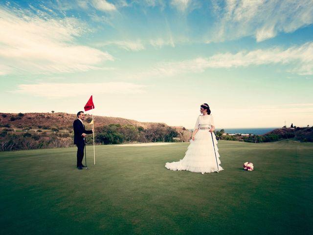 La boda de Miriam y Pepe