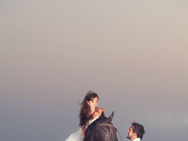La boda de Esther y Alberto en Madrid, Madrid 3
