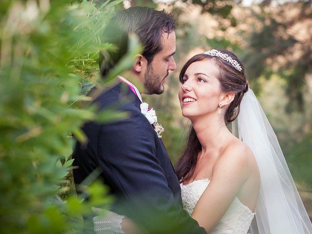 La boda de Esther y Alberto en Madrid, Madrid 7
