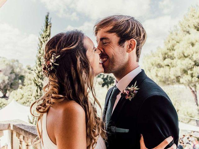 La boda de Mariona y Andreu