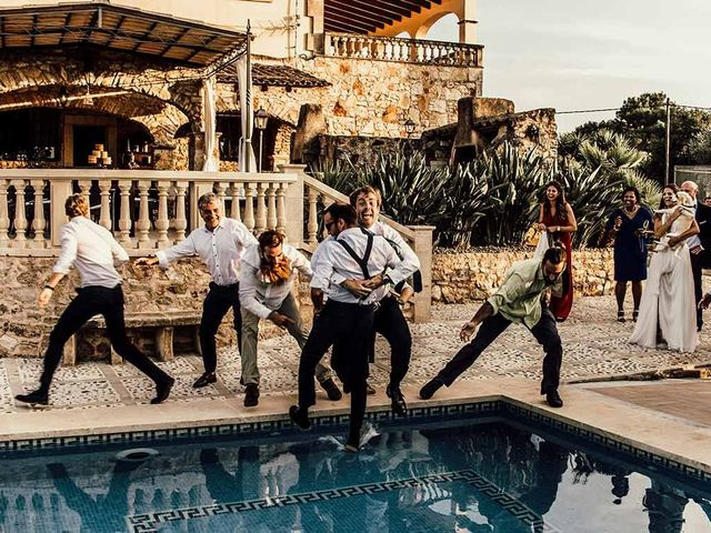 La boda de Andreu y Mariona en Palma De Mallorca, Islas Baleares 27