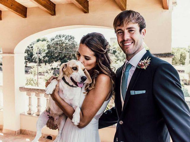 La boda de Andreu y Mariona en Palma De Mallorca, Islas Baleares 14
