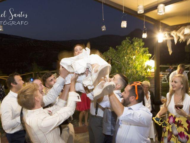 La boda de Paco y Vanesa en Olvera, Cádiz 1