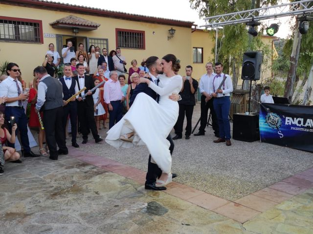 La boda de Paco y Vanesa en Olvera, Cádiz 2