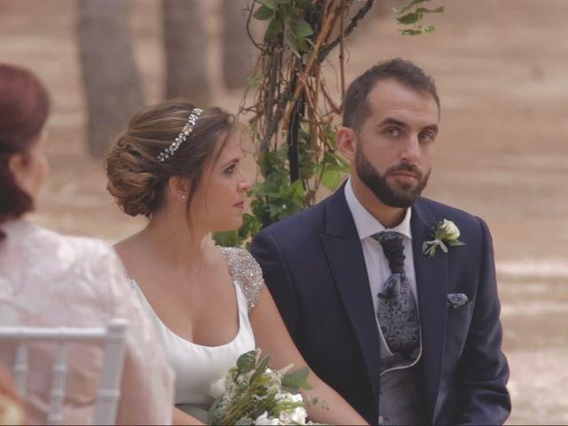 La boda de Gracia y Abel