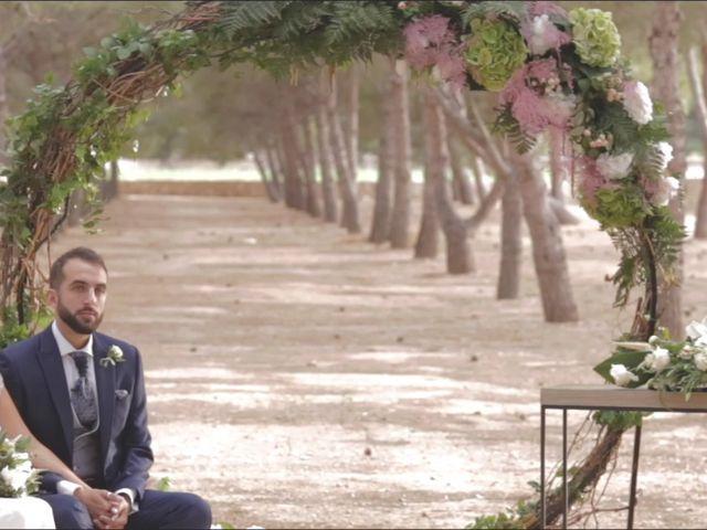 La boda de Abel y Gracia en Novelda, Alicante 2