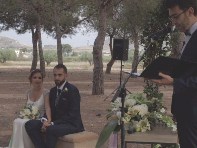 La boda de Abel y Gracia en Novelda, Alicante 7