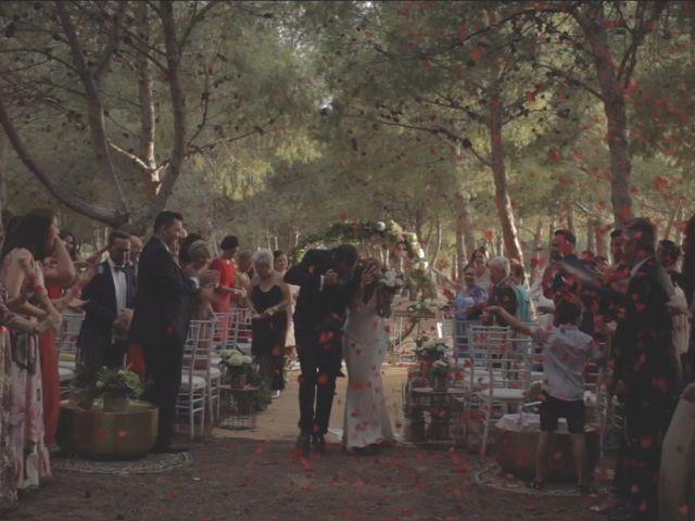 La boda de Abel y Gracia en Novelda, Alicante 8