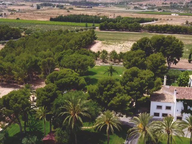 La boda de Abel y Gracia en Novelda, Alicante 10