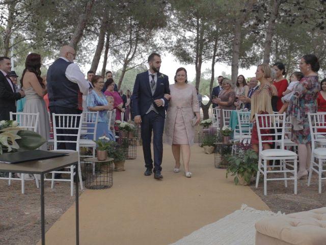 La boda de Abel y Gracia en Novelda, Alicante 14