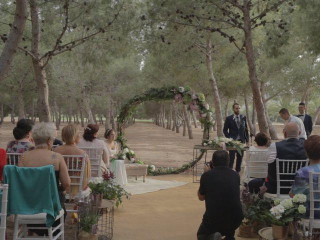 La boda de Abel y Gracia en Novelda, Alicante 16