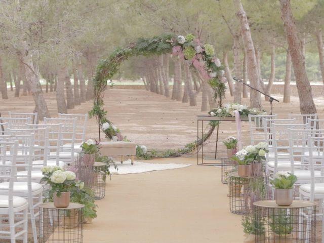 La boda de Abel y Gracia en Novelda, Alicante 17