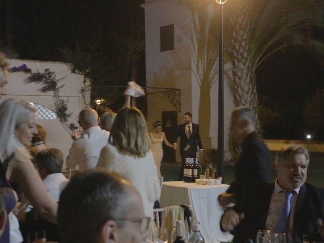 La boda de Abel y Gracia en Novelda, Alicante 18