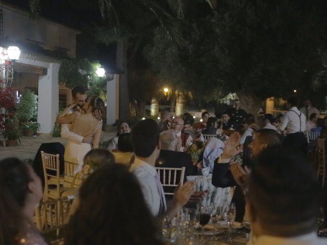 La boda de Abel y Gracia en Novelda, Alicante 19