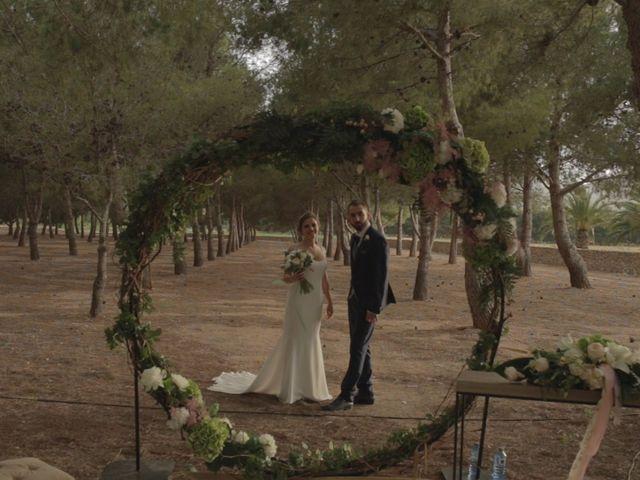 La boda de Abel y Gracia en Novelda, Alicante 21