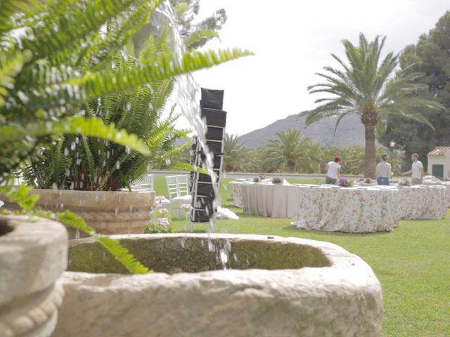 La boda de Abel y Gracia en Novelda, Alicante 22