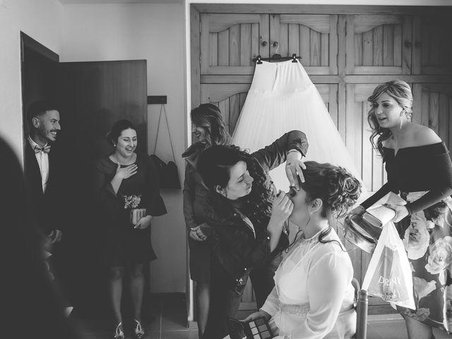 La boda de Cristian y Silvia en L' Alcora, Castellón 17