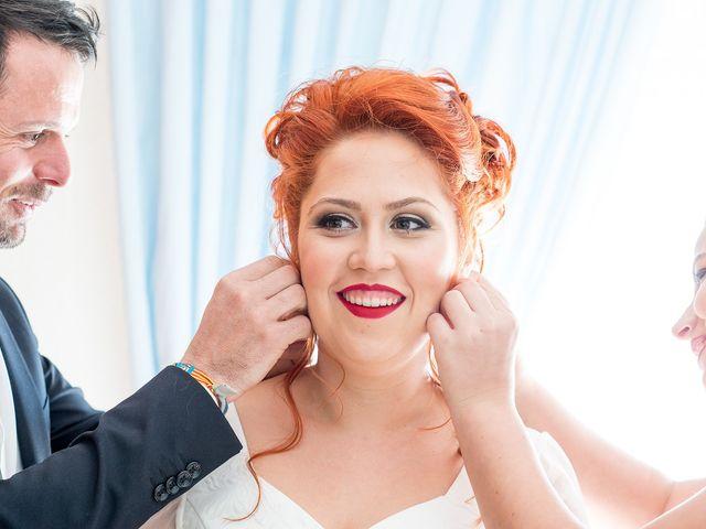 La boda de Cristian y Silvia en L' Alcora, Castellón 18