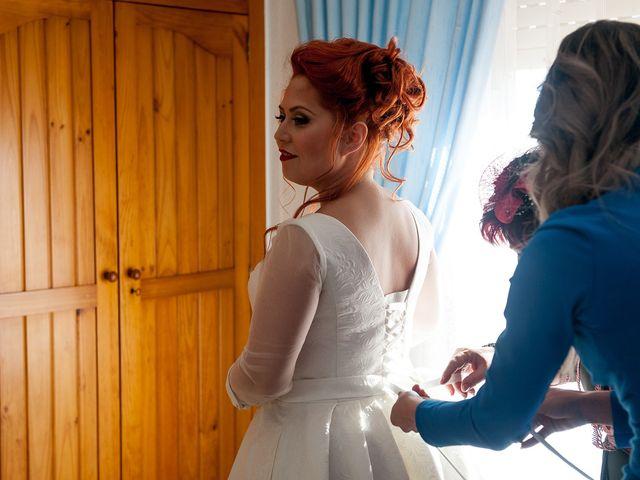 La boda de Cristian y Silvia en L' Alcora, Castellón 20