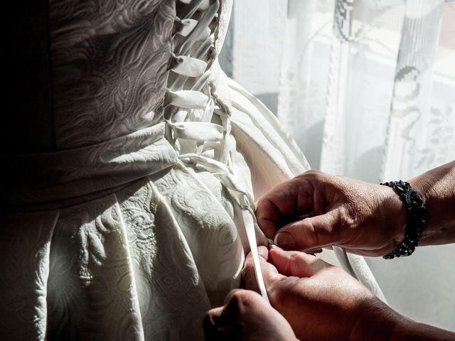 La boda de Cristian y Silvia en L' Alcora, Castellón 21