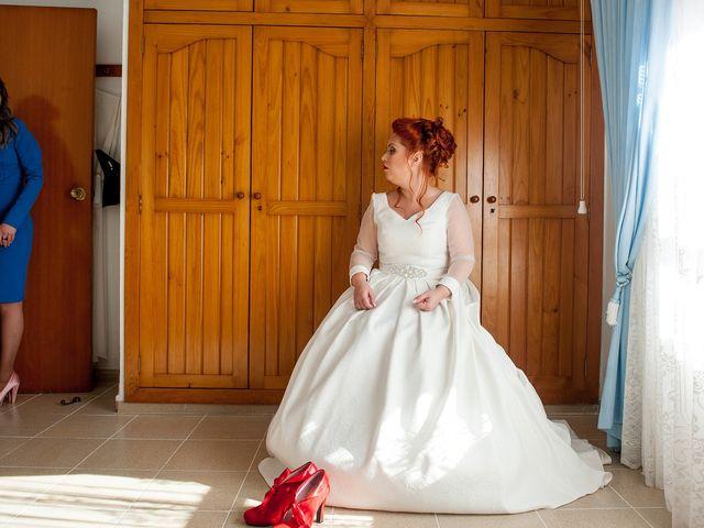 La boda de Cristian y Silvia en L' Alcora, Castellón 23