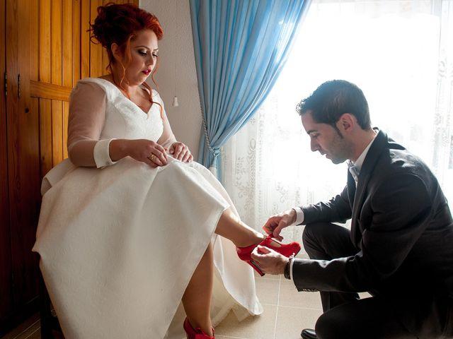 La boda de Cristian y Silvia en L' Alcora, Castellón 26