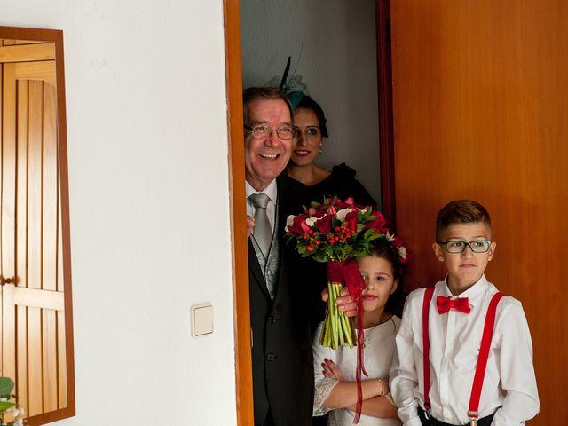 La boda de Cristian y Silvia en L' Alcora, Castellón 27